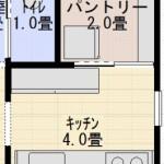 収納計画β版~パントリー編~