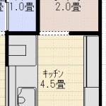 キッチンの配置検討~どうにか収めたいカウンター&カップボード~