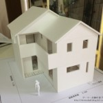 注文住宅らしいアイテムといえば…建築模型!