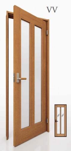 室内ドア無垢