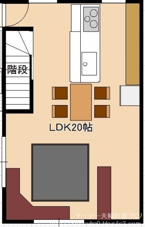 LDK原案