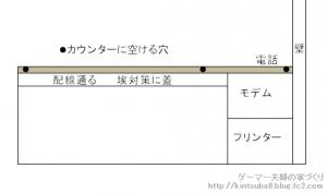 書斎コーナーα版4